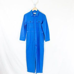 Madewell Garment-Dyed Coverall Jumpsuit
